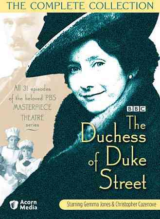 DUCHESS OF DUKE STREET:COMPLETE COLLE BY THE DUCHESS OF DUKE (DVD)